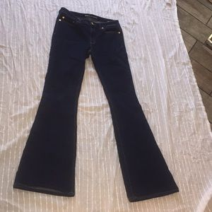 Michael kors jeans size 6 inseam 33 like new